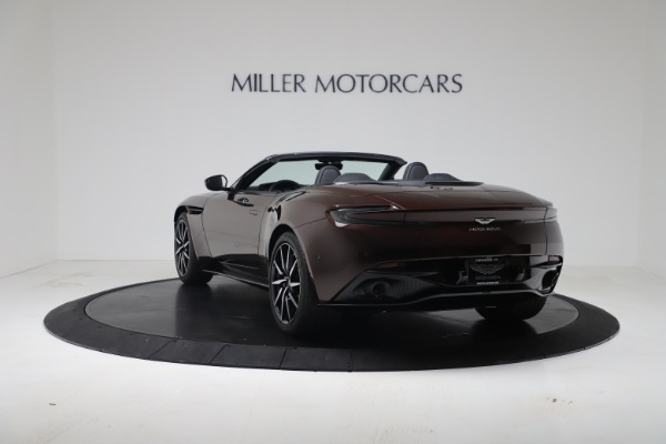 Used 2020 Aston Martin DB11 Volante Convertible for sale Sold at Rolls-Royce Motor Cars Greenwich in Greenwich CT 06830 7