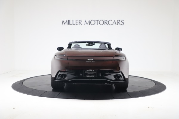Used 2020 Aston Martin DB11 Volante Convertible for sale Sold at Rolls-Royce Motor Cars Greenwich in Greenwich CT 06830 8