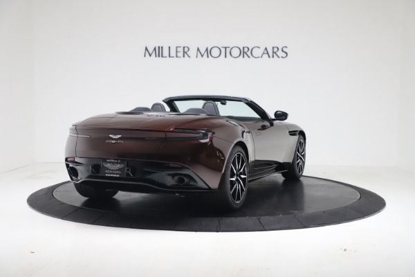 Used 2020 Aston Martin DB11 Volante Convertible for sale Sold at Rolls-Royce Motor Cars Greenwich in Greenwich CT 06830 9