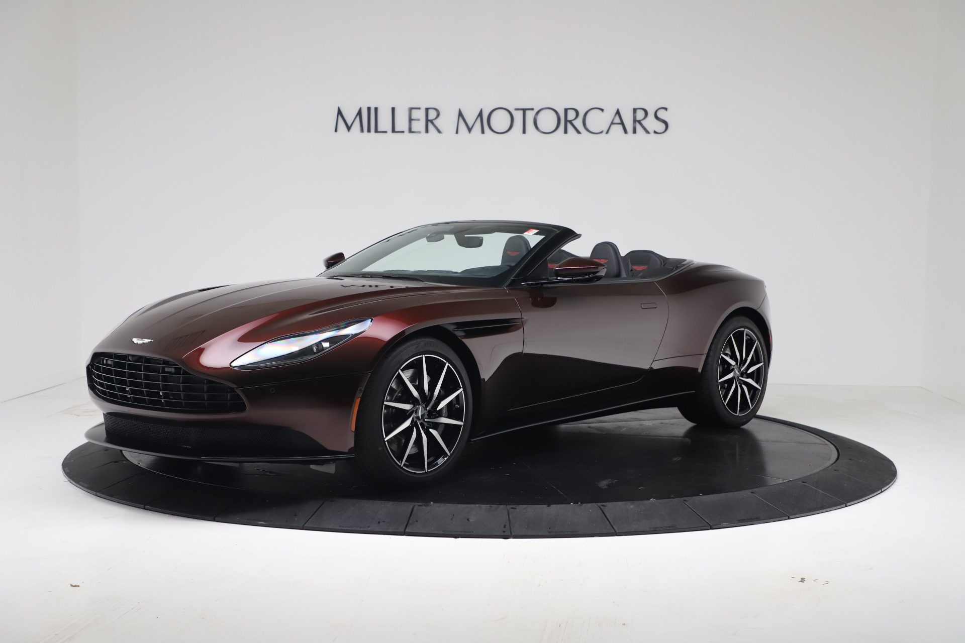 Used 2020 Aston Martin DB11 Volante Convertible for sale Sold at Rolls-Royce Motor Cars Greenwich in Greenwich CT 06830 1