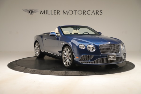 Used 2017 Bentley Continental GTC V8 for sale $149,900 at Rolls-Royce Motor Cars Greenwich in Greenwich CT 06830 11