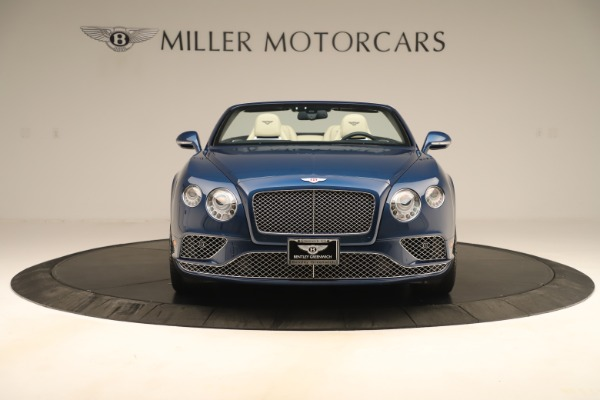 Used 2017 Bentley Continental GTC V8 for sale $149,900 at Rolls-Royce Motor Cars Greenwich in Greenwich CT 06830 12