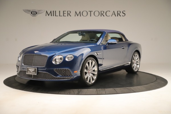 Used 2017 Bentley Continental GTC V8 for sale $149,900 at Rolls-Royce Motor Cars Greenwich in Greenwich CT 06830 13
