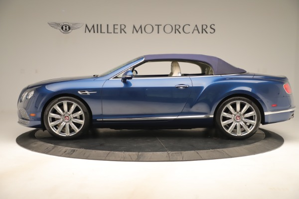 Used 2017 Bentley Continental GTC V8 for sale Sold at Rolls-Royce Motor Cars Greenwich in Greenwich CT 06830 14