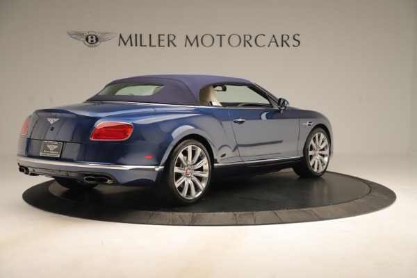 Used 2017 Bentley Continental GTC V8 for sale $149,900 at Rolls-Royce Motor Cars Greenwich in Greenwich CT 06830 16