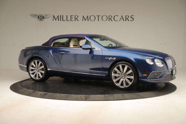 Used 2017 Bentley Continental GTC V8 for sale $149,900 at Rolls-Royce Motor Cars Greenwich in Greenwich CT 06830 18