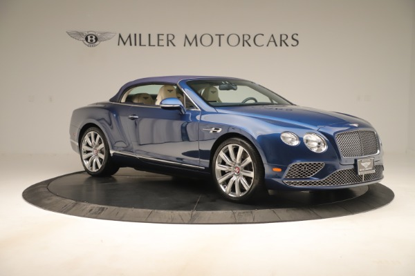 Used 2017 Bentley Continental GTC V8 for sale $149,900 at Rolls-Royce Motor Cars Greenwich in Greenwich CT 06830 19