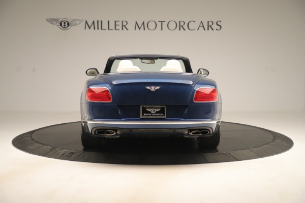 Used 2017 Bentley Continental GTC V8 for sale Sold at Rolls-Royce Motor Cars Greenwich in Greenwich CT 06830 6