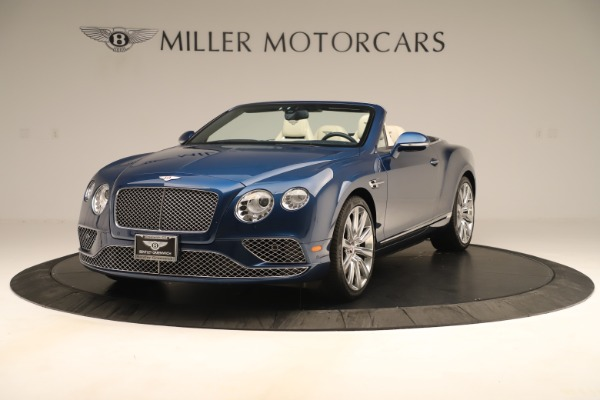 Used 2017 Bentley Continental GTC V8 for sale $149,900 at Rolls-Royce Motor Cars Greenwich in Greenwich CT 06830 1