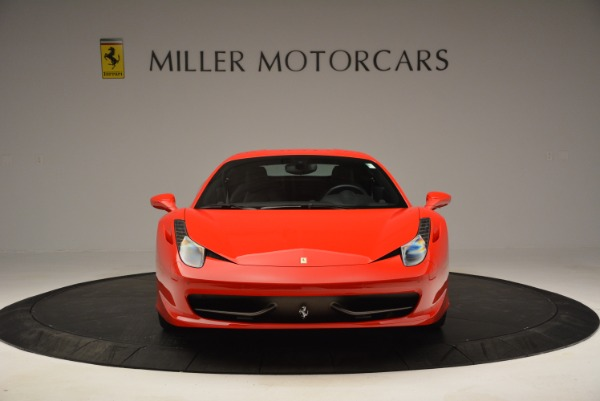 Used 2013 Ferrari 458 Italia for sale Sold at Rolls-Royce Motor Cars Greenwich in Greenwich CT 06830 12