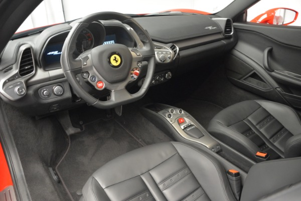 Used 2013 Ferrari 458 Italia for sale Sold at Rolls-Royce Motor Cars Greenwich in Greenwich CT 06830 13