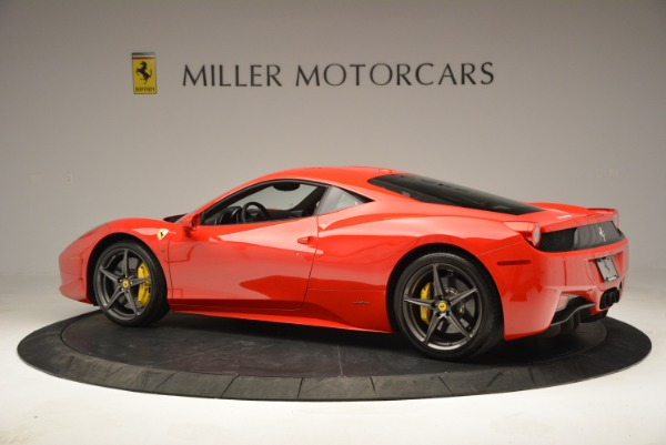 Used 2013 Ferrari 458 Italia for sale Sold at Rolls-Royce Motor Cars Greenwich in Greenwich CT 06830 4