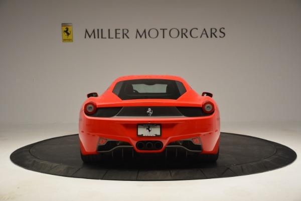 Used 2013 Ferrari 458 Italia for sale Sold at Rolls-Royce Motor Cars Greenwich in Greenwich CT 06830 6