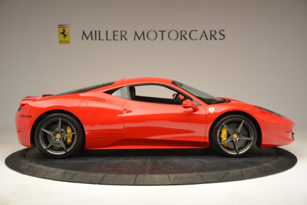 Used 2013 Ferrari 458 Italia for sale Sold at Rolls-Royce Motor Cars Greenwich in Greenwich CT 06830 9