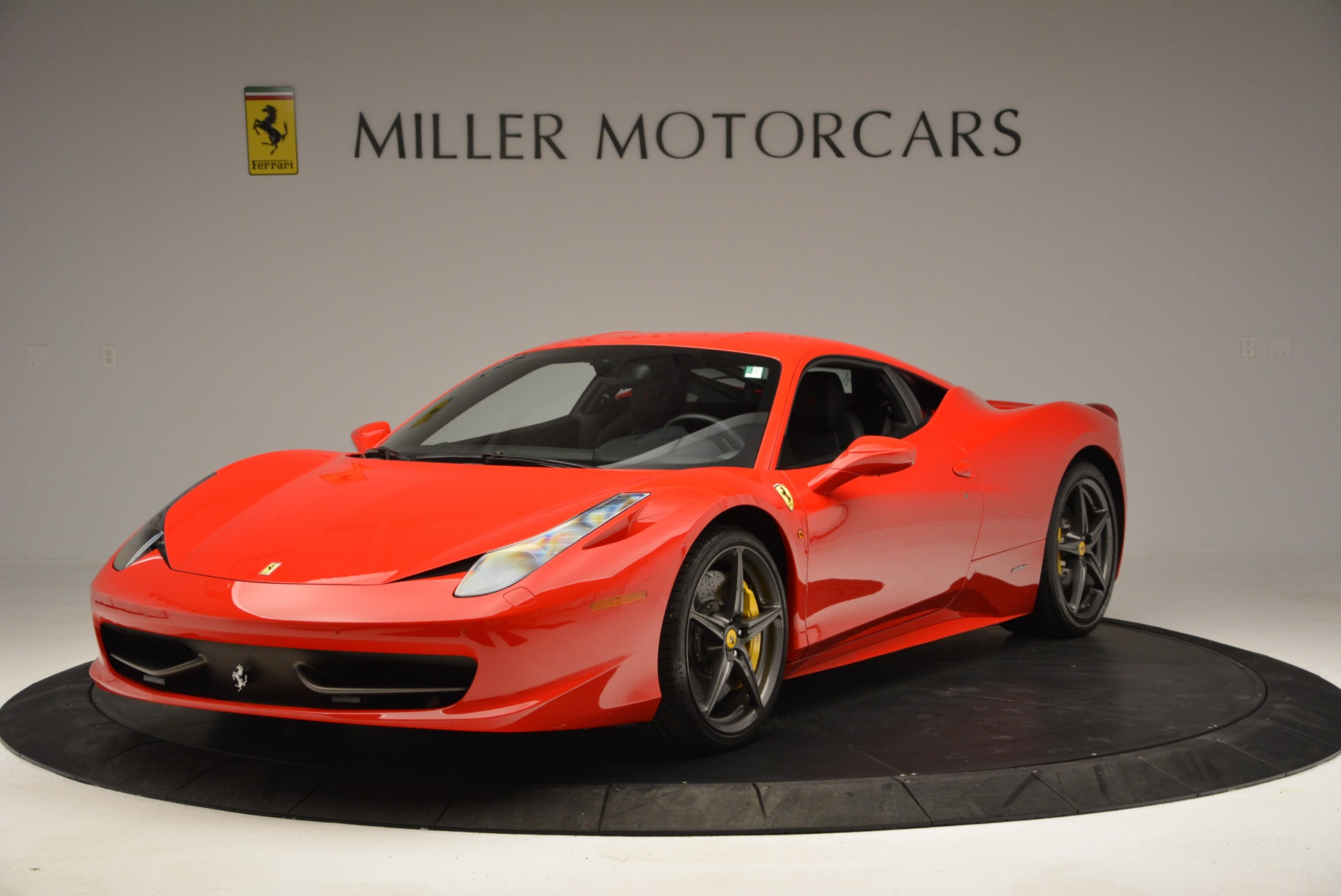 Used 2013 Ferrari 458 Italia for sale Sold at Rolls-Royce Motor Cars Greenwich in Greenwich CT 06830 1