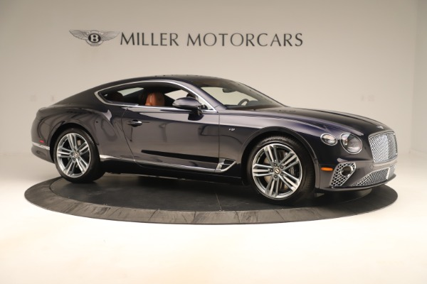 New 2020 Bentley Continental GT V8 for sale $245,105 at Rolls-Royce Motor Cars Greenwich in Greenwich CT 06830 10