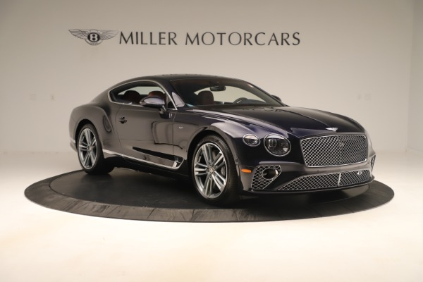 New 2020 Bentley Continental GT V8 for sale $245,105 at Rolls-Royce Motor Cars Greenwich in Greenwich CT 06830 11