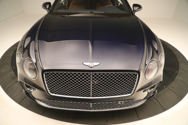 New 2020 Bentley Continental GT V8 for sale $245,105 at Rolls-Royce Motor Cars Greenwich in Greenwich CT 06830 13