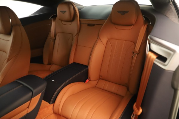 New 2020 Bentley Continental GT V8 for sale $245,105 at Rolls-Royce Motor Cars Greenwich in Greenwich CT 06830 22