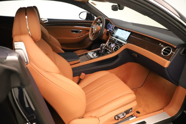 New 2020 Bentley Continental GT V8 for sale $245,105 at Rolls-Royce Motor Cars Greenwich in Greenwich CT 06830 25