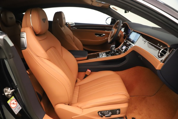 New 2020 Bentley Continental GT V8 for sale $245,105 at Rolls-Royce Motor Cars Greenwich in Greenwich CT 06830 26