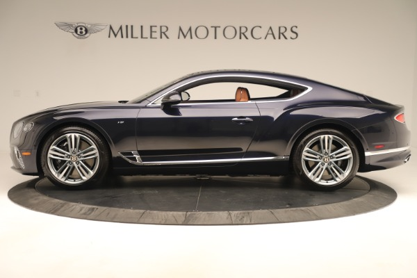 New 2020 Bentley Continental GT V8 for sale $245,105 at Rolls-Royce Motor Cars Greenwich in Greenwich CT 06830 3