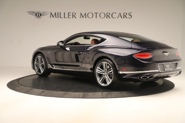 New 2020 Bentley Continental GT V8 for sale $245,105 at Rolls-Royce Motor Cars Greenwich in Greenwich CT 06830 4