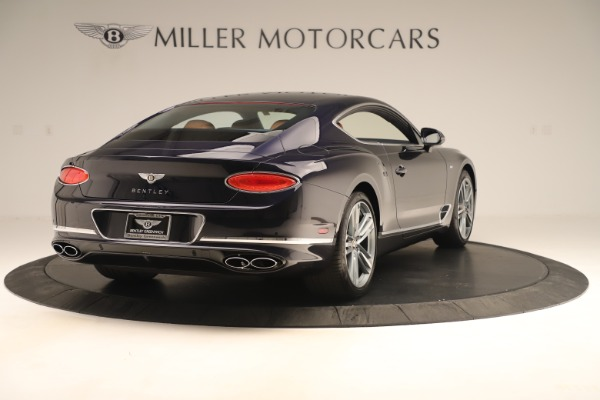 New 2020 Bentley Continental GT V8 for sale $245,105 at Rolls-Royce Motor Cars Greenwich in Greenwich CT 06830 7
