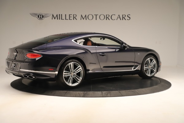 New 2020 Bentley Continental GT V8 for sale $245,105 at Rolls-Royce Motor Cars Greenwich in Greenwich CT 06830 8