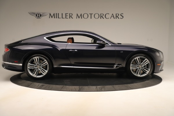New 2020 Bentley Continental GT V8 for sale $245,105 at Rolls-Royce Motor Cars Greenwich in Greenwich CT 06830 9