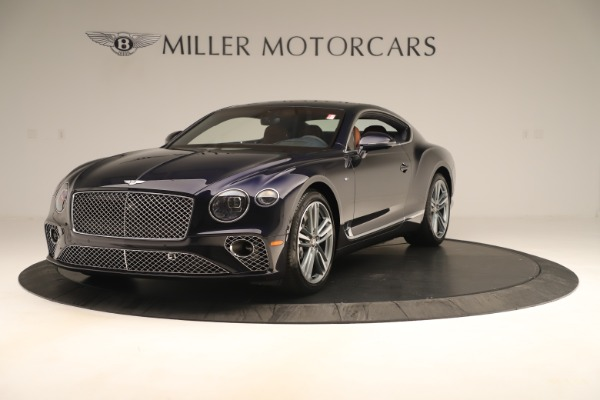 New 2020 Bentley Continental GT V8 for sale $245,105 at Rolls-Royce Motor Cars Greenwich in Greenwich CT 06830 1