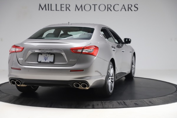 New 2019 Maserati Ghibli S Q4 for sale Sold at Rolls-Royce Motor Cars Greenwich in Greenwich CT 06830 7