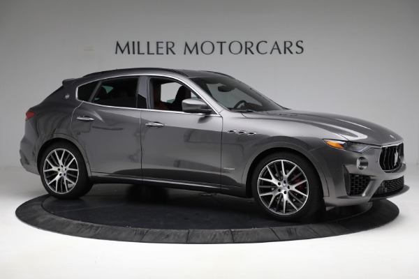 Used 2019 Maserati Levante Q4 GranSport for sale $69,900 at Rolls-Royce Motor Cars Greenwich in Greenwich CT 06830 10