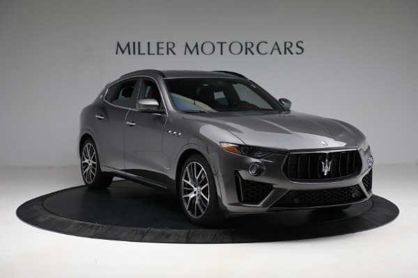 Used 2019 Maserati Levante Q4 GranSport for sale $69,900 at Rolls-Royce Motor Cars Greenwich in Greenwich CT 06830 11