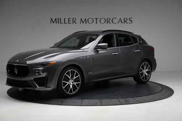 Used 2019 Maserati Levante Q4 GranSport for sale $69,900 at Rolls-Royce Motor Cars Greenwich in Greenwich CT 06830 2