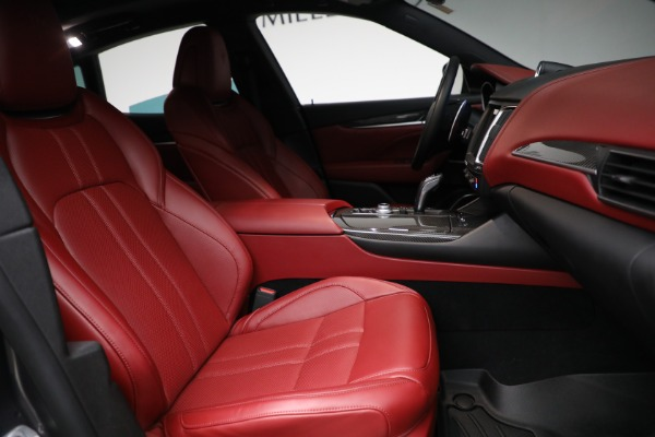 Used 2019 Maserati Levante Q4 GranSport for sale $69,900 at Rolls-Royce Motor Cars Greenwich in Greenwich CT 06830 22