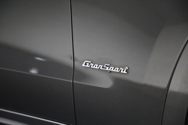 Used 2019 Maserati Levante Q4 GranSport for sale $69,900 at Rolls-Royce Motor Cars Greenwich in Greenwich CT 06830 26