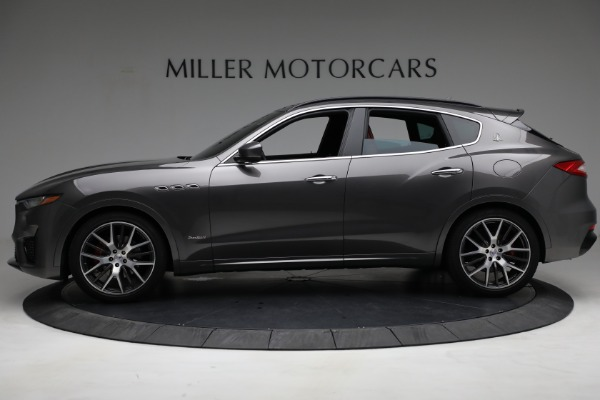 Used 2019 Maserati Levante Q4 GranSport for sale $69,900 at Rolls-Royce Motor Cars Greenwich in Greenwich CT 06830 3