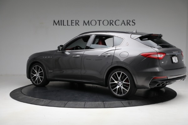 Used 2019 Maserati Levante Q4 GranSport for sale $69,900 at Rolls-Royce Motor Cars Greenwich in Greenwich CT 06830 4