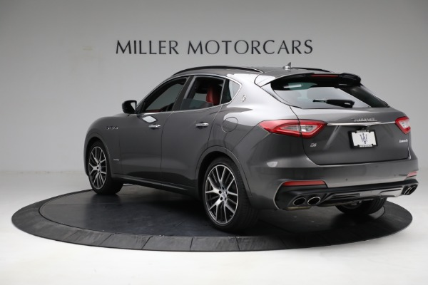 Used 2019 Maserati Levante Q4 GranSport for sale $69,900 at Rolls-Royce Motor Cars Greenwich in Greenwich CT 06830 5