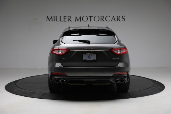 Used 2019 Maserati Levante Q4 GranSport for sale $69,900 at Rolls-Royce Motor Cars Greenwich in Greenwich CT 06830 6