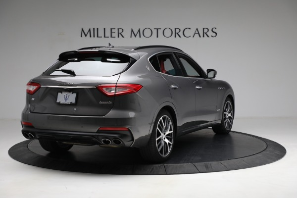 Used 2019 Maserati Levante Q4 GranSport for sale $69,900 at Rolls-Royce Motor Cars Greenwich in Greenwich CT 06830 7