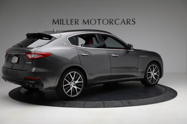 Used 2019 Maserati Levante Q4 GranSport for sale $69,900 at Rolls-Royce Motor Cars Greenwich in Greenwich CT 06830 8