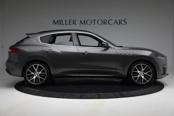 Used 2019 Maserati Levante Q4 GranSport for sale $69,900 at Rolls-Royce Motor Cars Greenwich in Greenwich CT 06830 9