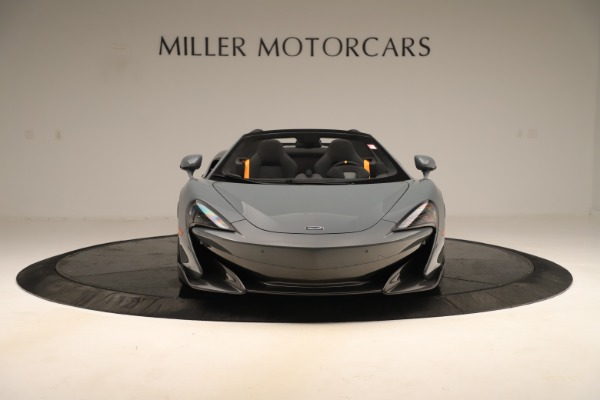 Used 2020 McLaren 600LT Spider for sale Sold at Rolls-Royce Motor Cars Greenwich in Greenwich CT 06830 11