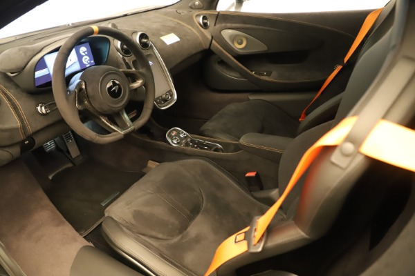 Used 2020 McLaren 600LT Spider for sale Sold at Rolls-Royce Motor Cars Greenwich in Greenwich CT 06830 22