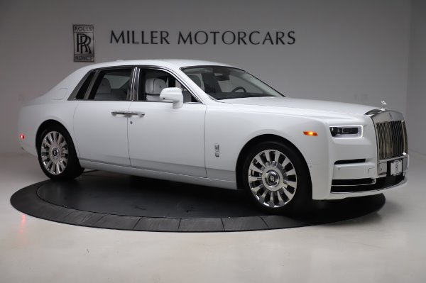 New 2020 Rolls-Royce Phantom for sale $545,200 at Rolls-Royce Motor Cars Greenwich in Greenwich CT 06830 10