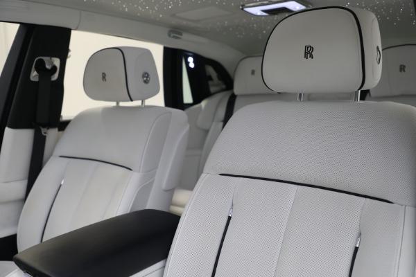 New 2020 Rolls-Royce Phantom for sale $545,200 at Rolls-Royce Motor Cars Greenwich in Greenwich CT 06830 17