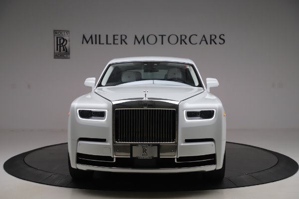 New 2020 Rolls-Royce Phantom for sale $545,200 at Rolls-Royce Motor Cars Greenwich in Greenwich CT 06830 2