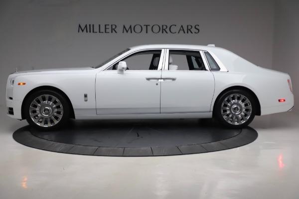 New 2020 Rolls-Royce Phantom for sale $545,200 at Rolls-Royce Motor Cars Greenwich in Greenwich CT 06830 3